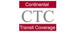Continental Transit Coverage