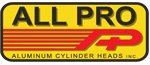 All-Pro Cylinder Heads