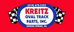 Kreitz Oval Track Parts