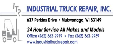 Industrial Truck Repair