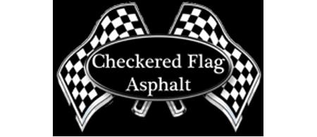 Checkered Flag Asphalt
