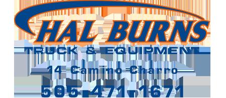 Hal Burns Truck  Equip