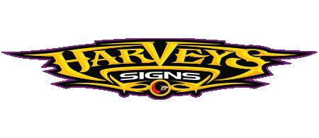 Harveys Signs