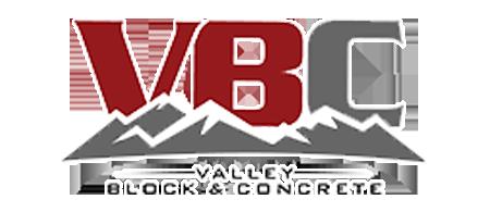 Valley Block  Concrete