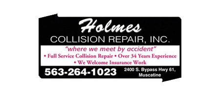 Holmes Collision