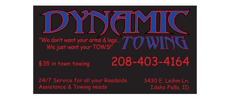Dynamic Towing