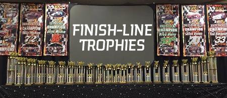 Finish Line Trophies