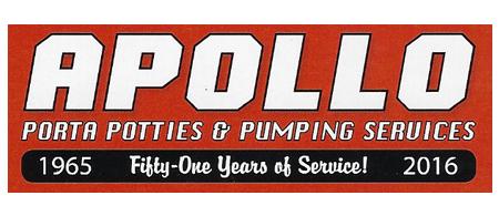 Apollo Portable Toilets and Plumbing