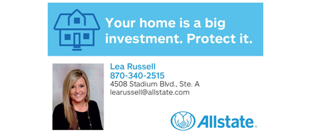 Allstate Insurance Agent Lea Russell