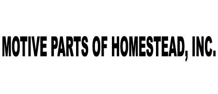 Motive Parts of Homestead