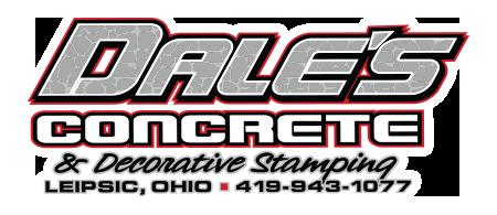 Dale's Concrete  Decorative Stamping