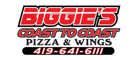 Biggie's Coast to Coast Pizza  Wings