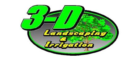3-D Landscaping  Irrigation