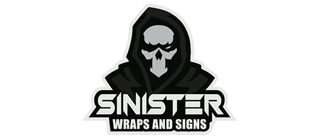 Sinister Wraps and Signs