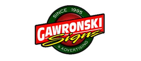 Gawqronski Signs