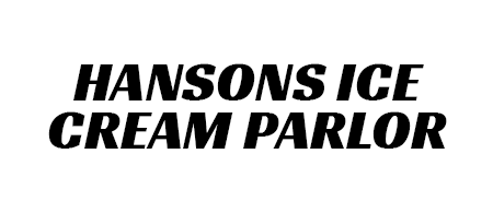 Hansons Ice Cream Parlor