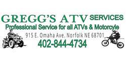 Greggs ATV