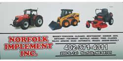 Norfolk Tractors