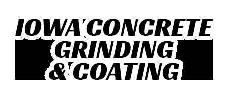 Iowa Concrete Grinding  Coating