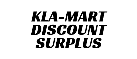 KLA-Mart Discount Surplus