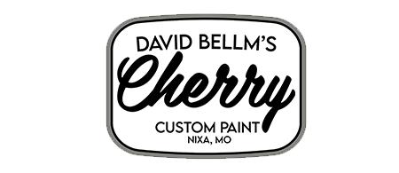 David Bellm Cherry Custom Paint
